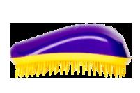 فرشاة الشعر الاصلية لون بنفسجي -اصفر من ديساتا