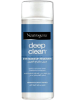 نيوتروجينا مزيل مكياج العيون عميق التنظيف 125 مل