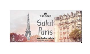 باليت ظلال العيون Salut Paris من ايسنس