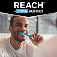 ريتش فرشاة أسنان ناعمة مزدوجة متوسطة