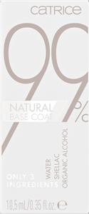 طلاء أساس أظافر 99% طبيعي