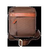 GB 3187 brown  حقيبة الكتف رجالي