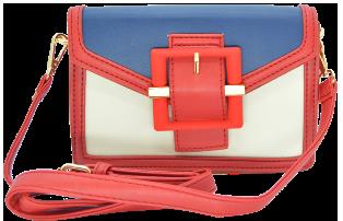 9410 red حقيبة الكتف