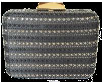 EB9994 black حقيبة يد صغيرة