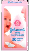 جونسون اغطية الرضاعة 30 قطعة