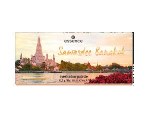 باليت ظلال العيون Sawadsee Bangkok  من ايسنس