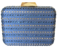 EB9994 blue حقيبة يد صغيرة