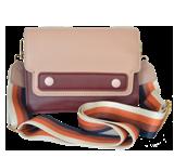 9155 pink حقيبة الكتف