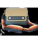 9155 khaki حقيبة الكتف
