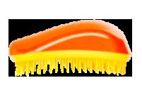 فرشاة الشعر الاصلية لون برتقالي -اصفر من ديساتا