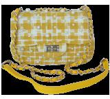 9825 yellow حقيبة الكتف